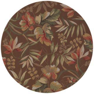 Couristan Boca Retreat Floral Indoor Outdoor Rug