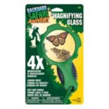 Backyard Safari Magnifying Glass Science Kit