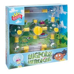 Scientific Explorer BugPodz Metropolis