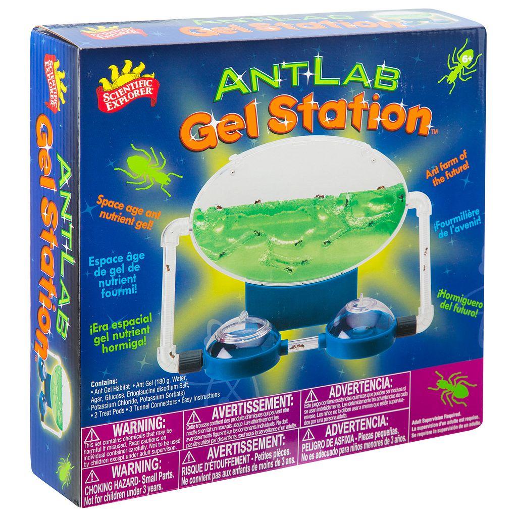 Scientific Explorer Ant Lab Gel Station
