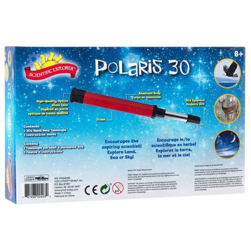Scientific Explorer Polaris Telescope