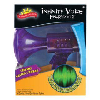 Scientific Explorer Infinity Voice Encryptor
