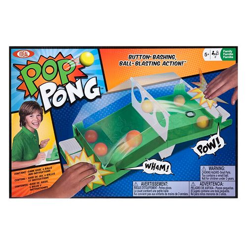 Ideal Pop Pong