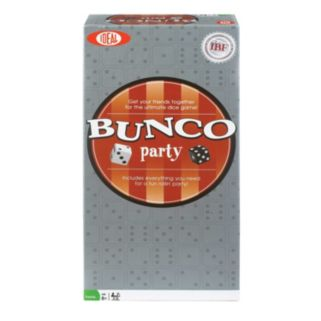 Ideal Bunco Party Dice Game