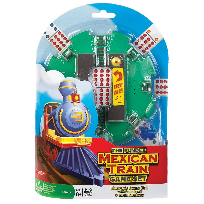 Ideal Mexican Train Game Accessory Set, Multicolor