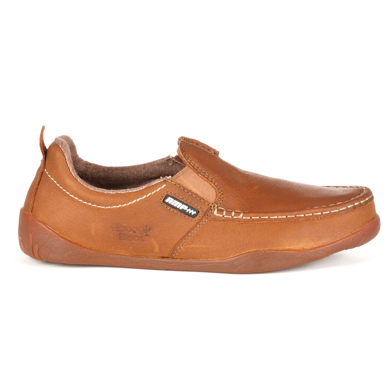 Georgia Boot Kohls D Island Shoes Moccasine Slip On Lacoste Suede Blue