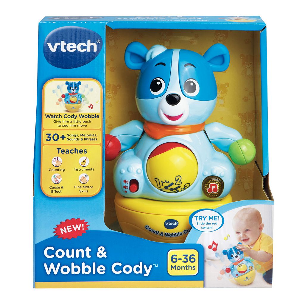 VTech Count & Wobble Cody