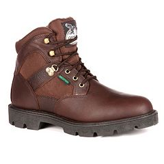 Georgia Boot Homeland Men's 6 in Waterproof Work Boots