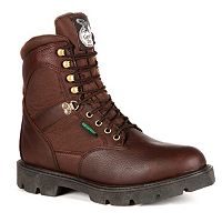 Georgia Boot Homeland Men's 8-in. Waterproof Work Boots