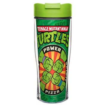 Zak Designs Teenage Mutant Ninja Turtles 15-oz. Insulated Travel Tumbler