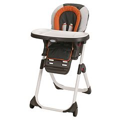 Graco DuoDiner LX Infant-to-Toddler High Chair & Booster Seat by