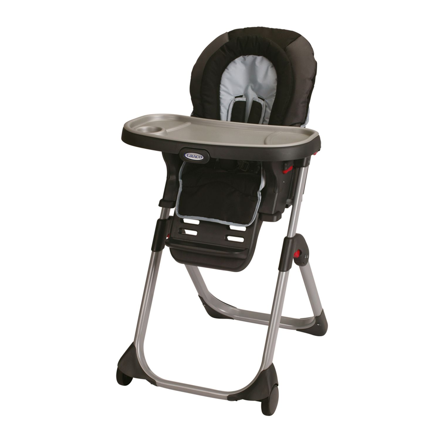 Graco DuoDiner LX Infant To Toddler High Chair U0026 Booster Seat