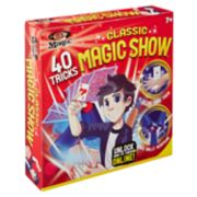 Ideal 40 Trick Magic Show Kit