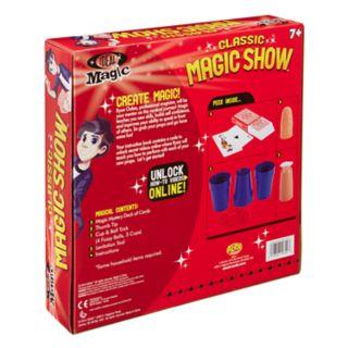 Ideal 40 Trick Magic Show Kit