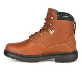 Georgia Boot Fixpoint Men's ... 6-in. Waterproof Work Boots