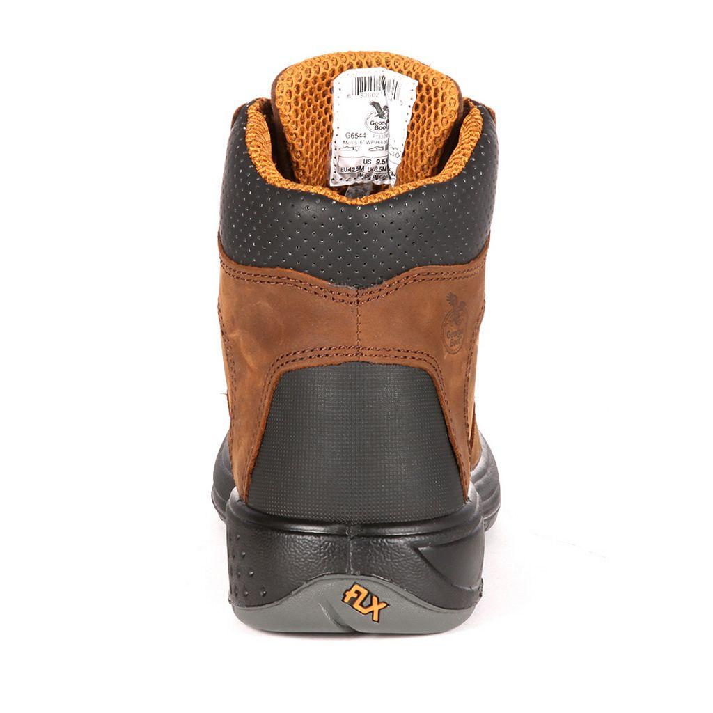 Georgia Boot Fixpoint Men's 6-in. Waterproof Work Boots