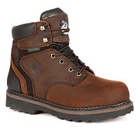Georgia Boot Brookville Men's 6-in. Waterproof Work Boots