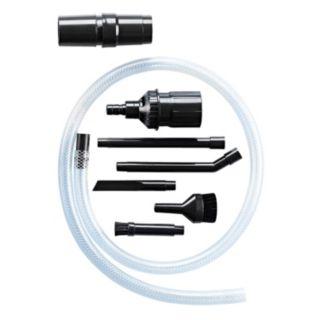 HomeSource Universal Itty Bitty Micro Dusting Vacuum Tool Kit