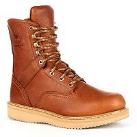 Georgia Boot Men's 8-in. Wedge Work Boots