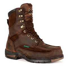 Georgia Boot Athens Men's Waterproof 8 in Work Boots
