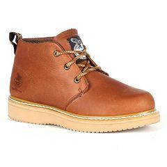 Georgia Boot Farm & Ranch Men's Wedge Chukka Boots by