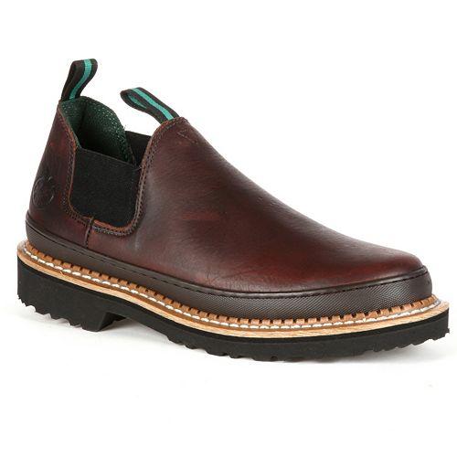 Georgia Boot Giant Romeo Men's Chelsea Work Shoes