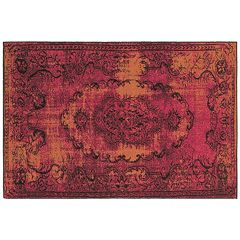StyleHaven Riverside Overdyed Ornate Rug