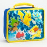 Pokémon Character Lunch Box
