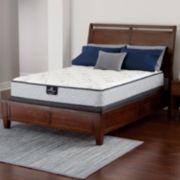 Serta Perfect Sleeper Delview Plush Innerspring Mattress & Box Spring Set