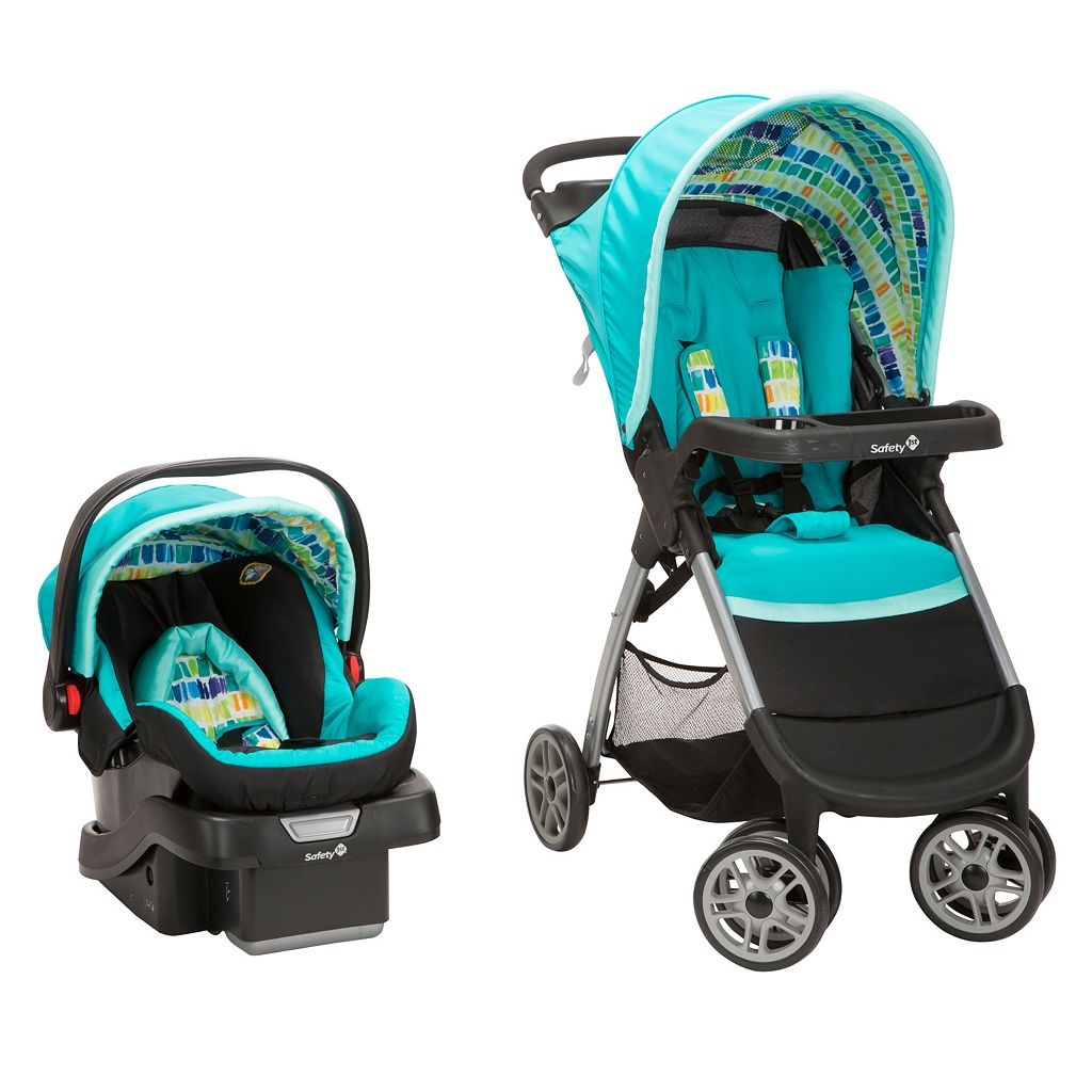 Safety 1st Amble Quad OnBoard 30 Travel System