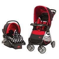 Disney's Mickey Mouse Light 'n Comfy Travel System