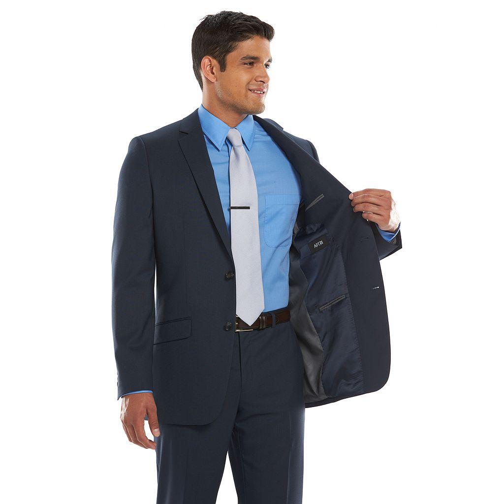 Men's Apt. 9® Slim-Fit Cobalt Blue Stretch Suit Jacket