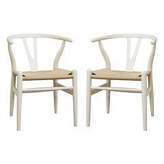 Baxton Studio Wishbone Chair