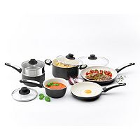 GreenPan Focus 10-pc. Nonstick Aluminum Cookware Set