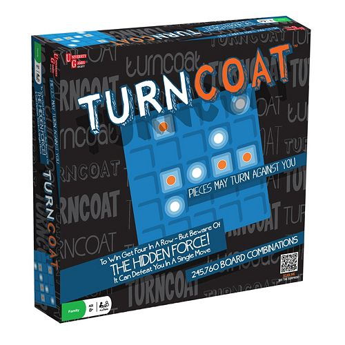 Turncoat Game by University Games