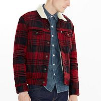 Men's Levi's® Plaid Jacket