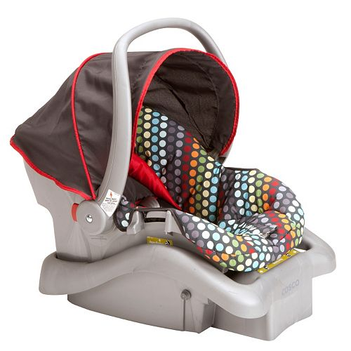 Cosco Light 'n Comfy DX Infant Car Seat