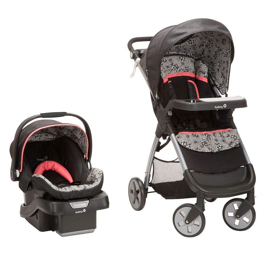 Safety 1st Amble Quad OnBoard 35 Travel System