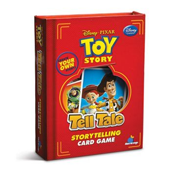 Disney / Pixar Toy Story Tell Tale Card Game
