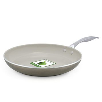 Trisha Yearwood Precious Metals by GreenPan 10-in. Titanium Nonstick Aluminum Frypan