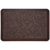 Food Network™ Ultra Comfort Scroll Kitchen Mat