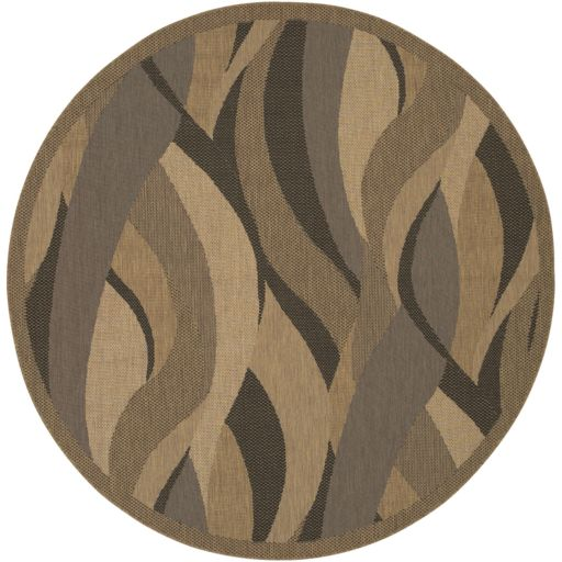 Couristan Seagrass Wave Indoor Outdoor Rug