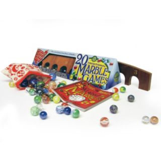 Traditional Marble Games Pack by House of Marbles