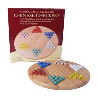 Chinese Checkers Game by John N. Hansen Co.