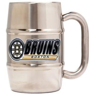 Boston Bruins Stainless Steel Barrel Mug