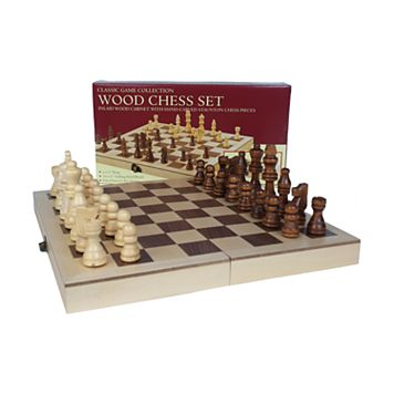 Folding Chess Game by John N. Hansen Co.