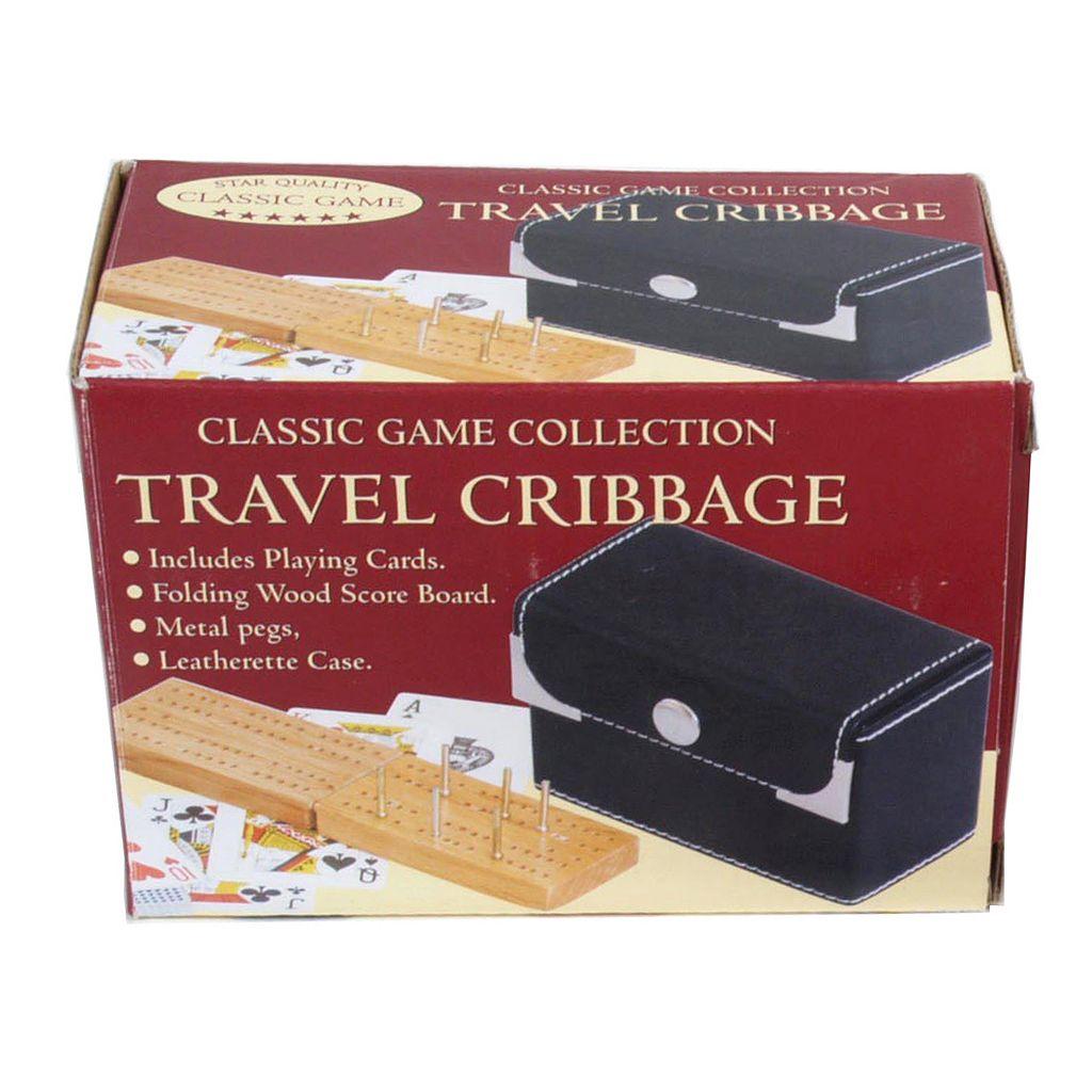 Travel Cribbage Game by John N. Hansen Co.