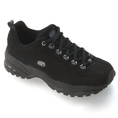 Skechers Premium Black Shoes - Women