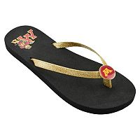 Women's Minnesota Golden Gophers Flip Flops