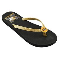 Women's Missouri Tigers Flip Flops